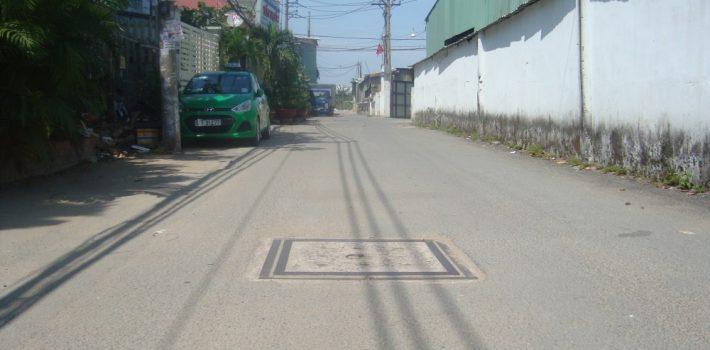 Bán đất mặt tiền đường 44 Phan Huy Ích Phường 14 Gò Vấp (ĐÃ BÁN)