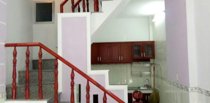 Bán nhà 1T1L hẻm 3m Thống Nhất Phường 16 Gò Vấp (ĐÃ BÁN)