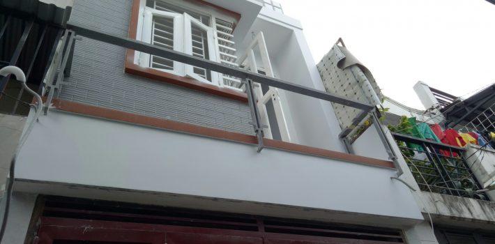Bán nhà 1T1L hẻm 79 Bùi Quang Là Phường 12 Gò Vấp (đã bán)