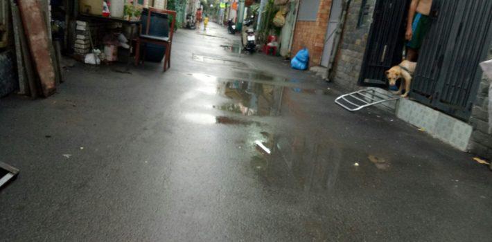 Bán nhà cấp 4 hẻm 252 Phạm Văn Chiêu Phường 9 Gò Vấp (đã bán)