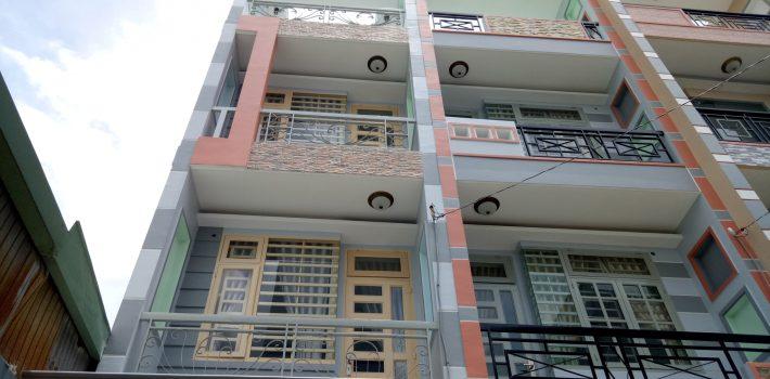 Bán nhà 1T3L hẻm 1331 Lê Đức Thọ Phường 13 Gò Vấp (đã bán)