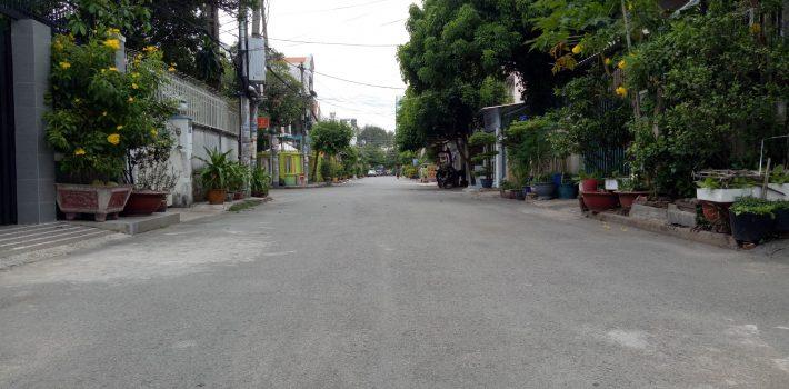 Bán nhà 1T1L MT đường An Nhơn Phường 17 Gò Vấp (đã bán)