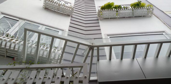 Bán nhà 3 tấm hẻm 201 Nguyễn Thái Sơn Phường 7 (đã bán)