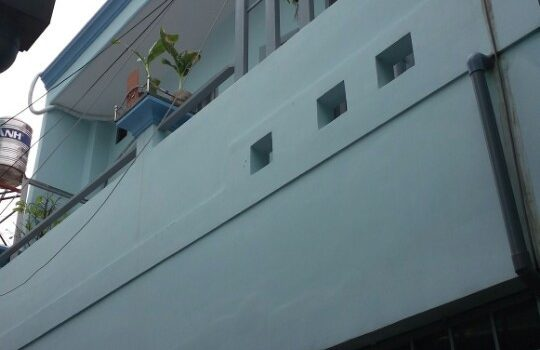 Bán nhà 1T1L hẻm 348 Nguyễn Văn Nghi Phường 7 giá 1.82 tỷ (đã bán)