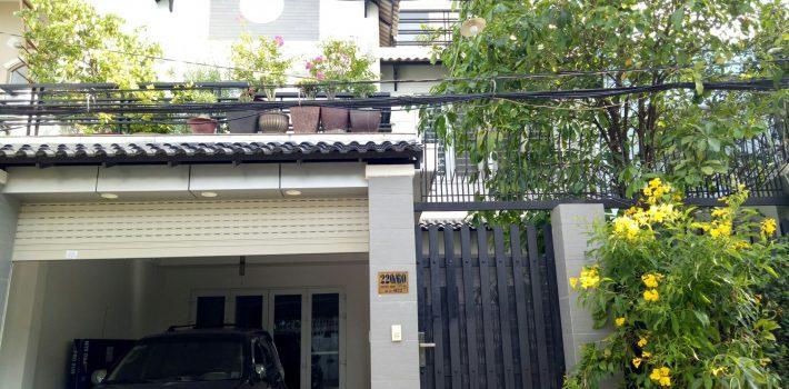 Bán biệt thự 1T2L HXH 220 Nguyễn Oanh Phường 17 giá 11.5 tỷ (đã bán)