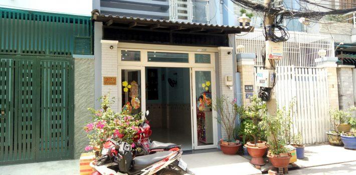 Bán nhà 3.5 tấm HXH 93 đường 59 Phạm Văn Chiêu Phường 14 giá 3.65 tỷ (đã bán)