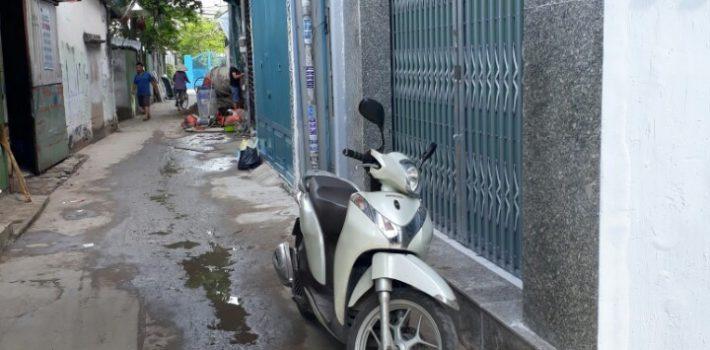 Bán nhà cấp 4 hẻm 350 Nguyễn Văn Lượng Phường 16 giá 2.4 tỷ (đã bán)