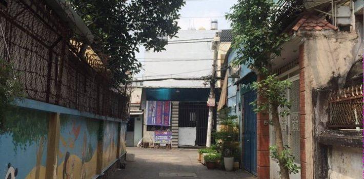 Bán nhà 1T1L hẻm 158 Phạm Văn Chiêu Phường 9 giá 2.98 tỷ (đã bán)