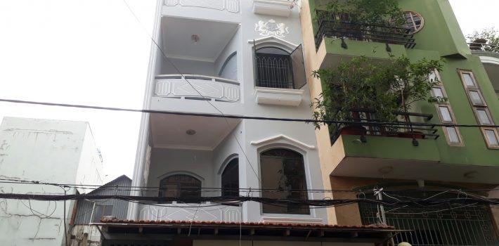 Bán nhà 1T2L HXH 143 Phạm Huy Thông Phường 6 giá 5.8 tỷ (đã bán)