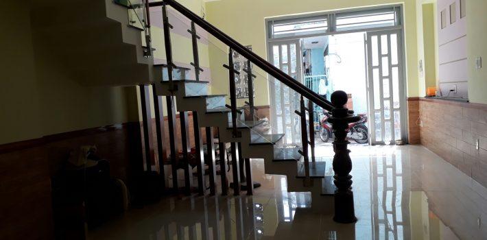 Bán nhà 1T2L hẻm 418 Nguyễn Thái Sơn P5 giá 3.6 tỷ