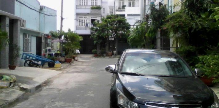 Bán nhà Hẻm Nhựa 8m, P6, diện tích đất 170m2 (đã bán)