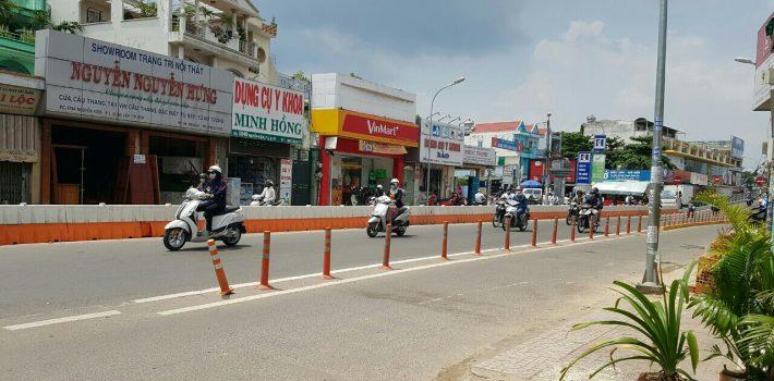 Nhà 1T2L HXH Nguyễn Kiệm phường 3 giá 6,6 tỷ