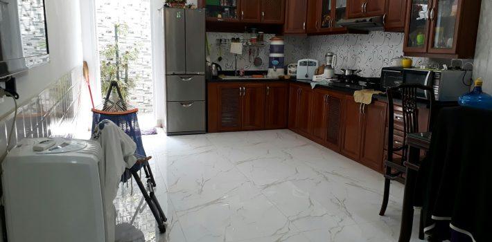 Nhà 1T3L mới HXH Quang Trung Phường 08 GV giá 5,5 tỷ