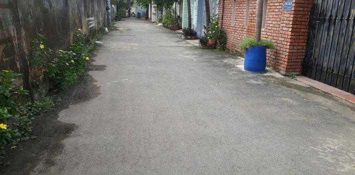 Nhà C4 hẻm 496 Dương Quảng Hàm Phường 6 GV giá 4,5 tỷ (đã bán)