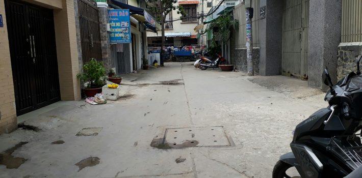 Nhà Cấp 4 HXH Dương Quảng Hàm phường 5 giá 3,5 tỷ
