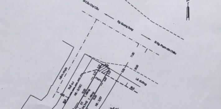 Nhà 1T1L MT Quang Trung gần chợ Cầu F14  giá 7 tỷ