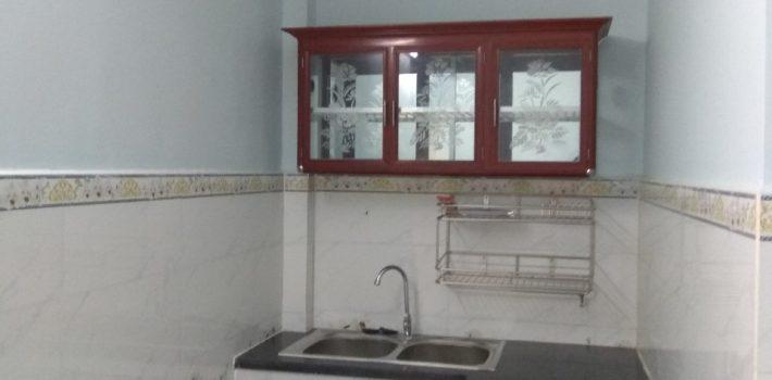 Nhà 1T1L hẻm 417 Quang Trung phường 10 Giá 2,35 tỷ (đã bán)