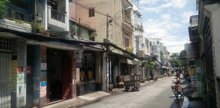 Bán nhà 1T2L MT đường Nguyễn Văn Công F3 GV giá 7.5 tỷ