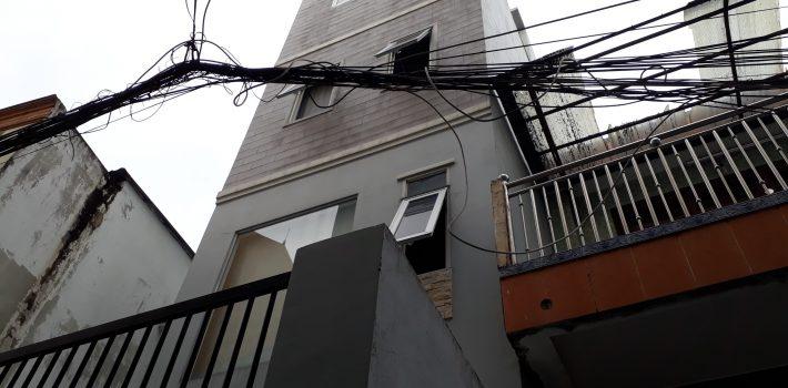 Nhà 3,5 tấm hẻm 350 Nguyễn Văn Lượng phường 16 giá 2,1 tỷ (đã bán)