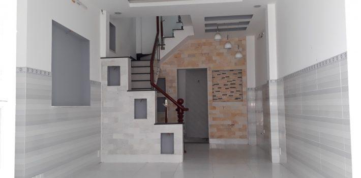 Nhà 1T2L+ST hẻm 93 Nguyễn Du phường 7 giá 2.85 Tỷ