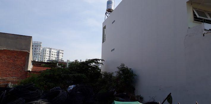 Nhà C4 đập nát HXT 730 Lê Đức Thọ P15 Giá 6,6 tỷ