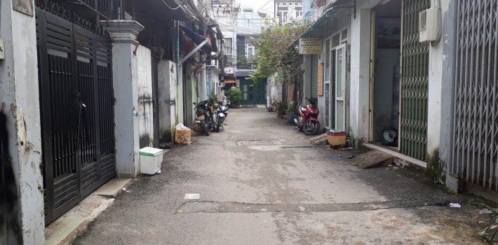 Bán dãy nhà trọ Nguyễn Tư Giản F12 giá 4,8 tỷ