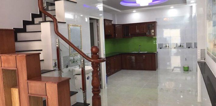 Bán nhà mới 3.5 tấm HXH Lê Văn Thọ F16 giá 4,65 tỷ