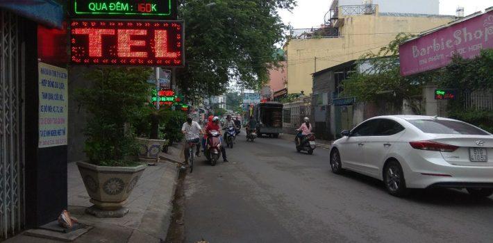 Bán nhà mặt tiền đường số 8 phường 11 giá 5,4 tỷ (đã bán)