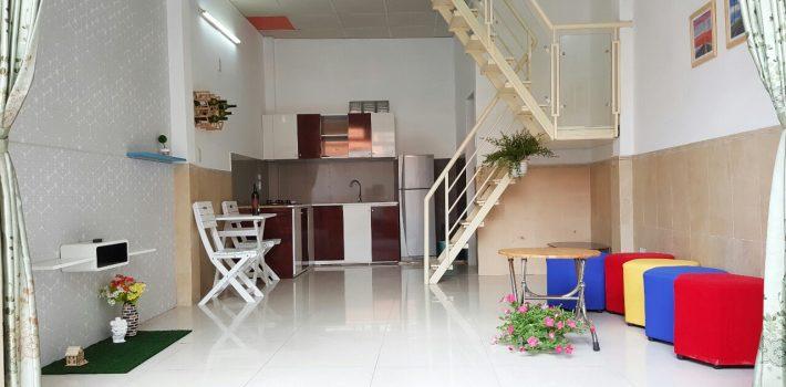 Nhà 1T1L hẻm 25 Bùi Quang Là F12 giá 1,6 tỷ (đã bán)