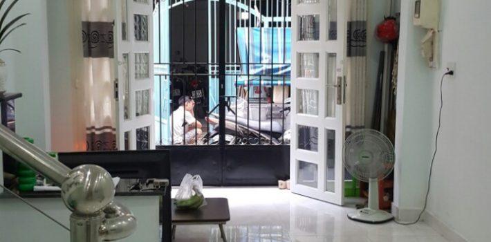 Nhà 1T1L 237 Phạm Văn Chiêu phường 14 giá 2,45 tỷ (đã bán)