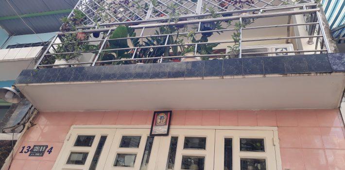 Nhà 1T1L hẻm 1351 Phan Văn Trị F10 giá 3.2 tỷ