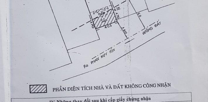 Nhà c4 đẹp hẻm 114 Bùi Quang Là F12 giá 3,25 tỷ