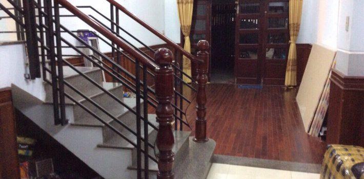 Bán nhà 1T4,5L hẻm 164 Nguyễn Oanh F17 giá 7.5 tỷ