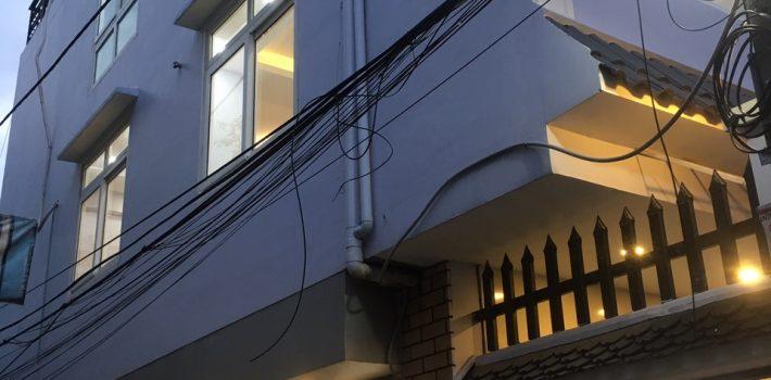 Nhà 1T2L1ST hẻm măt tiền đường số phường 7 giá 4.4 tỷ
