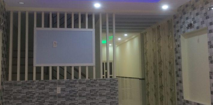 Nhà 1T1L HXH 220 đường Cây Trâm F9 giá 3,3 tỷ