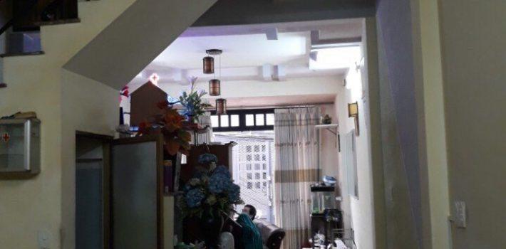 Nhà 1T1L hẻm 3,5m 275 Quang Trung Phường 10 giá 2.79 tỷ