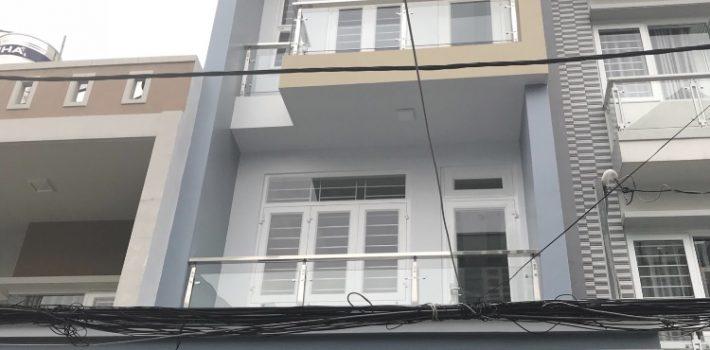 Nhà 3,5 tấm HXH đường 59 Lê Đức Thọ, f11 giá 4.75 tỷ