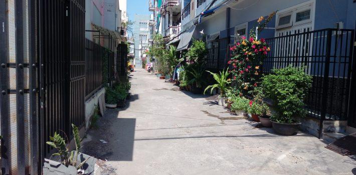 Nhà cấp 4 hẻm 434 Phạm Văn Chiêu f9 chỉ 3.65 tỷ