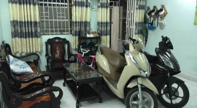 Nhà C4 Hxh 496 Dương Quảng Hàm, P.6 Giá 3,8 tỷ