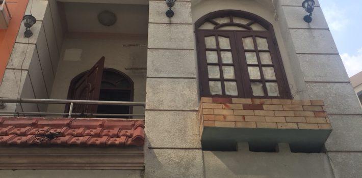 Nhà 3 tầng kiên cố HXH 5m 688 Lê Đức Thọ F15 GV giá 4.3 tỷ