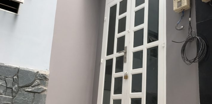 Nhà 1T1L hẻm 274 Nguyễn Du, F7 giá 2.85 tỷ