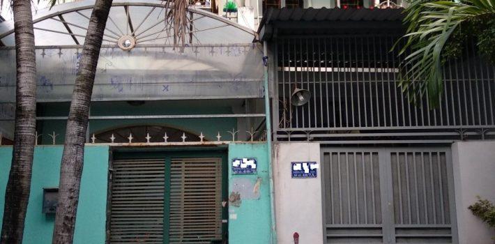Nhà 1T1L 3.5×13 Nở hậu 4m hẻm đường số 6 F7 giá 3.2 tỷ