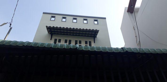 Nhà 1T1L BTCT hẻm 854 Thống nhất f15, giá 3,6 tỷ