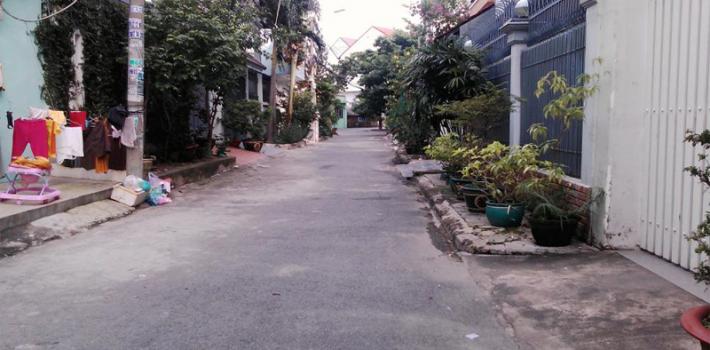 Nhà hẻm xe hơi Quang Trung, P.14 giá 3.68 tỷ