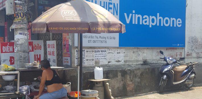 Nhà 2 mặt tiền Lê Đức Thọ F16 ngay chợ Xóm Mới giá 6.9 tỷ