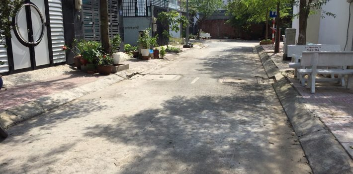 Nhà đẹp 1T3L HXH 8m khu SaiGon Coop 4×13 giá 4.95 tỷ
