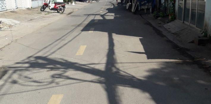 Đất lớn HXH Lê Lai P3 thích hợp xây biệt thự, nhà cho thuê