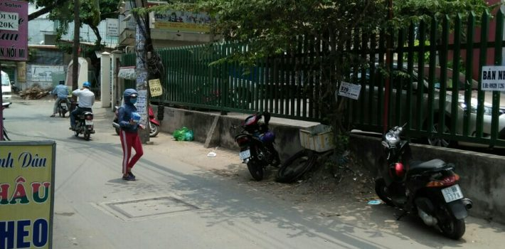 Bán nhà Mặt tiền đường số 5 phường 17 giá 5.5 tỷ