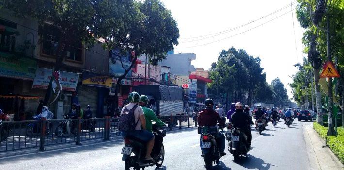 Bán nhà MT Quang Trung P8  80m2 giá 9ty5 – 0919.788.786