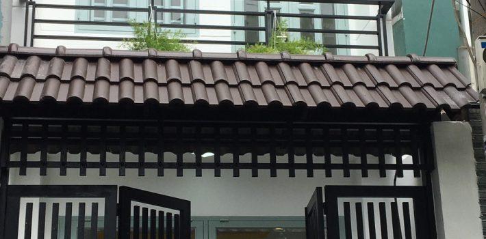 Nhà 1T1L hẻm 125 Lê Hoàng Phái F17 giá 3,2 tỷ